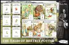 SOLOMON ISLANDS 2006 - BLOC TALES OF BEATRIX POTTER MNH