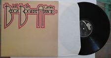 JEFF BECK , TIM BOGERT & CARMINE APPICE epic EPC 32491 LP 33 giri rpm 1985 NL