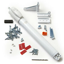 ANDERSEN Anderson EMCO Storm Door Closer Kit WHITE SINGLE CLOSER PUSH Button Kit