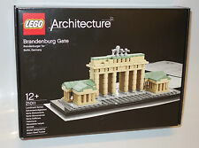 LEGO® Architecture 21011 Brandenburger Tor Neu _Brandenburg Gate NEW MISB NRFB