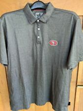 NEW TOMMY BAHAMA Football NFL SF San Francisco 49ers Polo Shirt Size XL $118