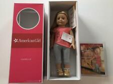 NEW IN BOX Never Removed American Girl Doll Isabelle Dance Doll  3 books Retired