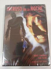 IN NATURAL THE STUFF DVD CASTELLANO ENGLISH TERROR LARRY COHEN MORIARTY NUEVA