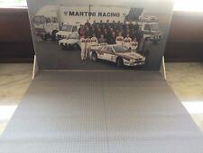 #406 Diorama Rally Assistance Team Lancia Martini Campo Volo 1983 Die Cast 1:43