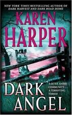 Karen Harper / Dark Angel Maplecreek Amish Trilogy #3 2005 Romantic Suspense