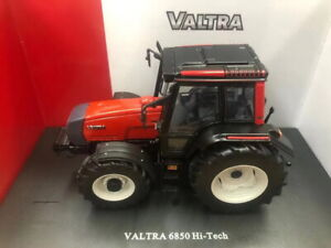UH 1/32 VALTRA 6850 HiTech Limited Edition Tractor Diecast Model UH6285 Toy Gift
