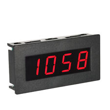 LED Digital Frequency Tachometer Car Motor Speed Meter RPM Tester 5-9999R/M