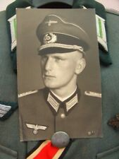 4-Taschenrock Panzergrenadiere mit Portrait Offz. org,