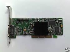 PLEINE HAUTEUR Dual MATROX G550 32 mo AGP g55madda32db Carte graphique