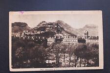 Carte postale ancienne CPA GRENOBLE - Place Victor Hugo et la Bastille