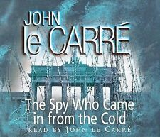 John Le CARRE / The SPY who CAME in FROM the COLD   [ ABR Audiobook ]