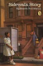 Sidewalk Story (Puffin story books) by Mathis, Sharon Bell, Good Book