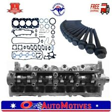 MAZDA BRAVO B2500 FORD COURIER WL WL-T 12 VALVE COMPLETE ASSEMBLED CYLR HEAD KIT