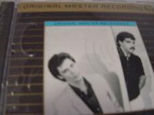 HALL & OATES Voices RARE MFSL 24 KARAT Gold ORIGINAL JAPAN RELEASE Sealed CD