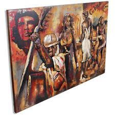 HAVANA CLUB Cuadro metal 3d Diseño Relieve CUBA CHE GUEVARA de pared 393