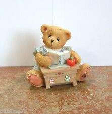 Cherished Teddies Linda #156426 Abc and 1-2-3, You're A Good Friend To Me (Ct1)