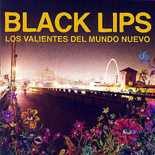 Black Lips - Los Valientes del Mundo Neuva (CD, 2007, Vice Records) LIKE NEW