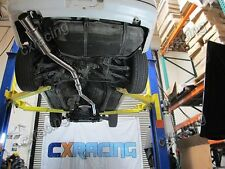 """CXRacing 3"""" Right Hand Catback Exhaust For 240SX S13 1JZ 2JZ 2JZGTE 1JZGTE"""