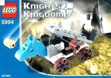 LEGO Knights Kingdom Castle 5994 Katapult