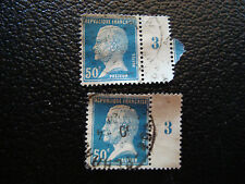 FRANCE - timbre yvert et tellier n° 176 x2 obl (A5) stamp french