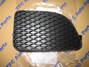 Scion TC Fog Light Grille Hole Cover Trim Bezel Left Side Genuine OEM 2005-2010