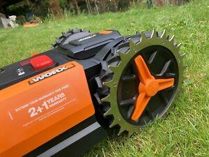 Rasenroboter Mähroboter Traktionsverbesserung Spikes Worx Landroid L Modelle ALU