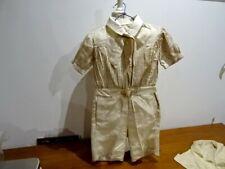 vêtement ancien  enfant 1900 bourgeoisie