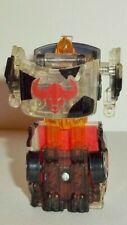 Transformers RID 2001 IRONHIDE spychanger translucent KAYBEE KB toys fig