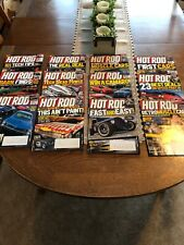 Year 2009  Hot Rod Magazine Very Fine