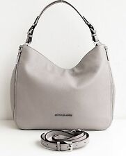 Michael Kors Tasche/Bag ESSEX XL SHOULDER HOBO Leder Pearl Grey NEU!