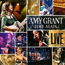 Amy Grant-Time Again CD Contemporary Christian Music Brand New Factory Sealed