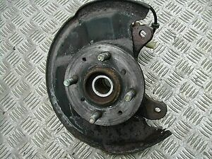 Rover 25 MG ZR 1.4cc 99-05 O/S Front hub with bearings  ABS type