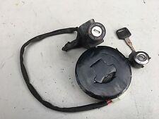 Honda CBF125 CBF 125 08-10 Conjunto De Bloqueo Encendido + Tapa De Gasolina + + Llave De Cerradura De Asiento