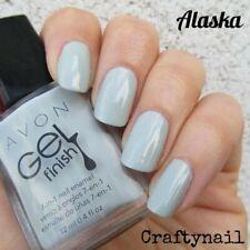 Avon Gel Finish 7-In-1 Nail Enamel: Alaska- NEW!