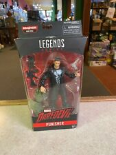 "Hasbro Marvel Legends 6"" Figure NIP NEW - BAF MAN-THING Series PUNISHER"