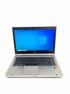 "HP EliteBook 8470p 14"" Core i5 3310M 2.5GHz 8GB RAM 256GB SSD Win 10 Pro"