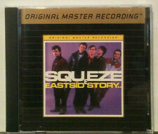 Squeeze - East Side Story  MFSL Gold CD (Stereo, Special Edition)