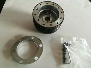 TRIUMPH SPITFIRE - LOTUS ELAN Steering wheel hub adapter Brand new