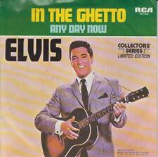 "Elvis Presley In The Ghetto 7"" vinyl single Limited Edition 1977"