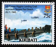 WWII 1943 BATTLE OF TARAWA - Higgins LCVP Landing Craft Vehicle Personnel Stamp
