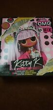 Zapf creation 567240e7c L.o.l. surprise OMG Remix- Doll Kitty Queen