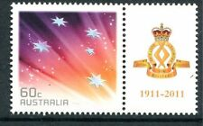 2011 Duntroon 100 Years 60c Southern Cross MUH With Personalised Tab