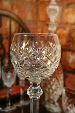 "Waterford Crystal POWERSCOURT Hock Glasses 7 1/2"" 690/124"