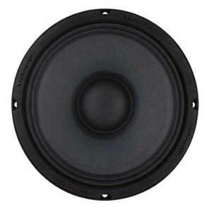 """Audiopipe 8"""" 500W Low/Mid Frequency Midbass Speaker Loudspeaker APMB-8B (2 Pack)"""