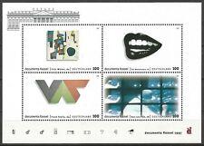 "Germany 1997 MNH - ""Documenta"" Modern Art Exhibition Kassel Winter Stella Palk"