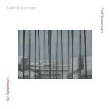 Ken Vandermark / Paal Nilssen-Love Letter To A Stranger CD NEW free jazz
