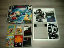 Nintendo Entertainment System NES Super Set 3 in OVP mit Styropor Inlay TOP