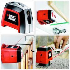 Black + Decker BDL120 Manual nivel láser