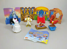 Aladdin Spielset McDonalds Happy Meal 1996 Set komplett