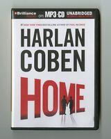 Home: by Harlan Coben - Unabridged Auidiobook - MP3 CD